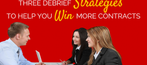 Proposal Debrief Strategies